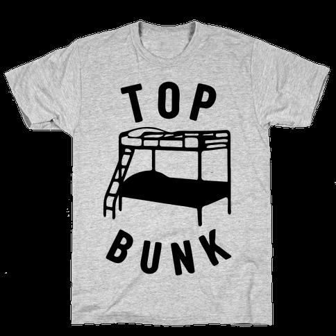 Top Bunk Mens T-Shirt