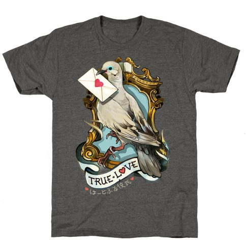 Pigeon Boyfriend T-Shirt