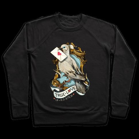 Pigeon Boyfriend Pullover