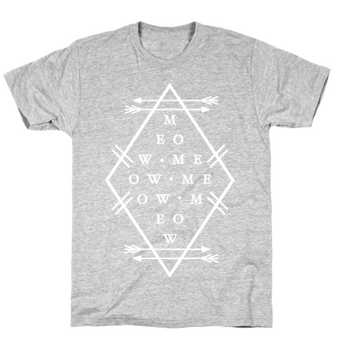 Meow Diamond T-Shirt