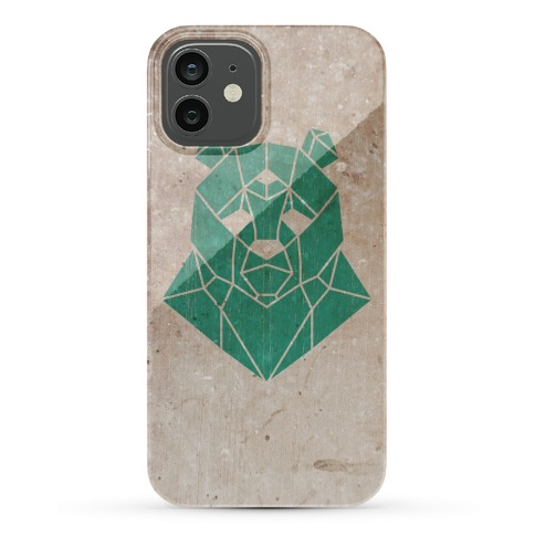 The Bear Sees All Phone Case