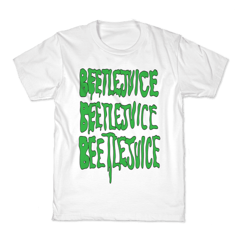 Beetlejuice Kids T-Shirt