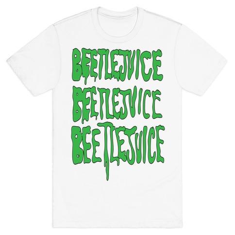 Beetlejuice Mens T-Shirt