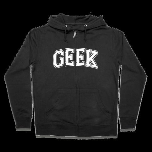 Geek Zip Hoodie