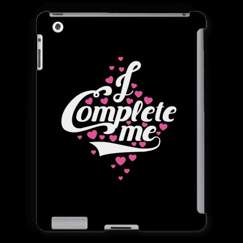 I Complete Me