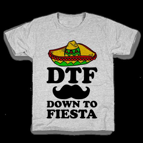DTF Kids T-Shirt