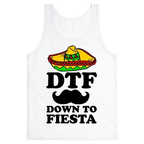 DTF Tank Top