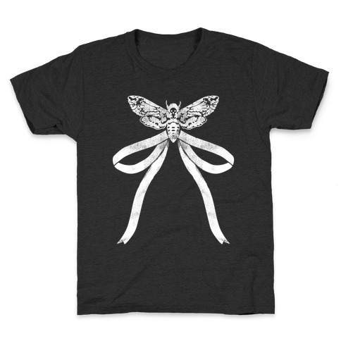 Moth Bow Kids T-Shirt