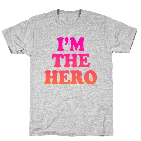 Hero & Comedic Relief (Part 1) T-Shirt
