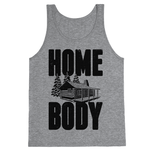 Home Body Tank Top