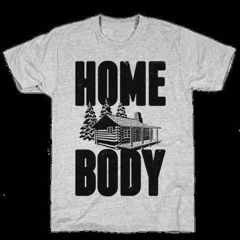 Home Body Mens T-Shirt