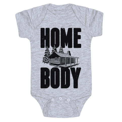 Home Body Baby Onesy