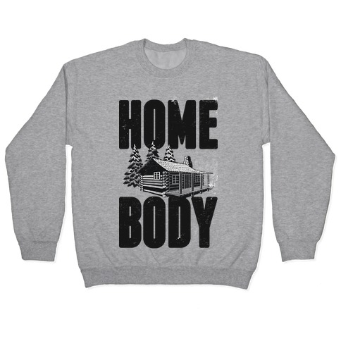 Home Body Pullover