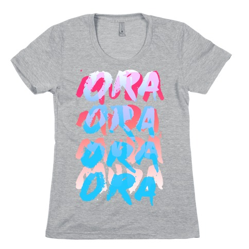 Ora Muda Womens T-Shirt