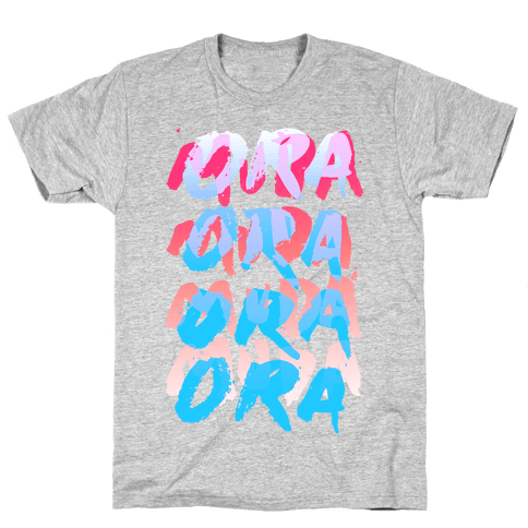 Ora Muda Mens T-Shirt