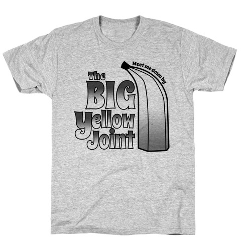 The Big Yellow Joint T-Shirt
