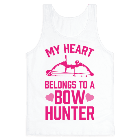 My Heart Belongs To A Bow Hunter