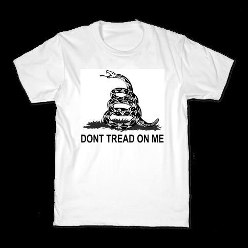 Gadsden Flag Kids T-Shirt