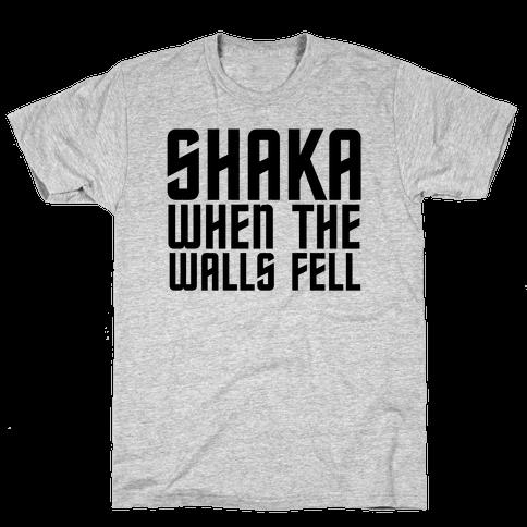 Shaka Mens T-Shirt