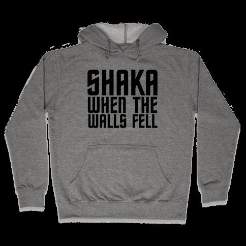 Shaka Hooded Sweatshirt