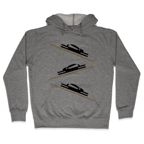 Bunny Slopes Hooded Sweatshirt