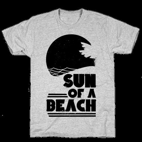 Sun of a Beach Mens T-Shirt