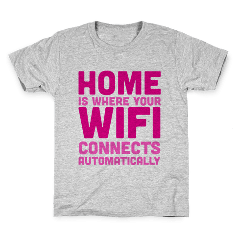 Home Kids T-Shirt