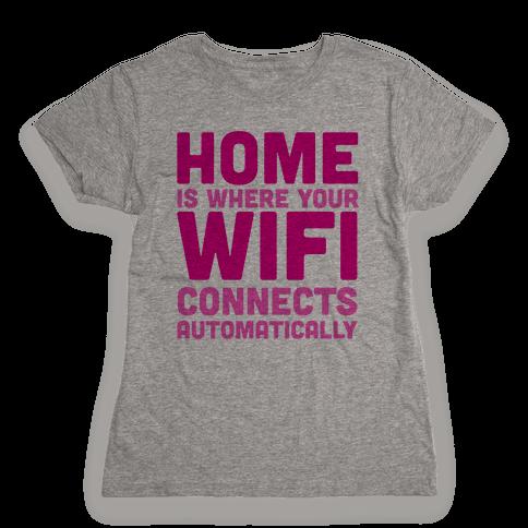 Home Womens T-Shirt