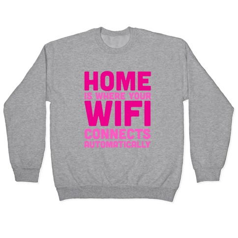 Home Pullover