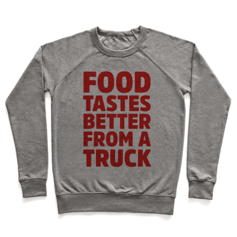 Food Tastes Better From A Truck Pullover