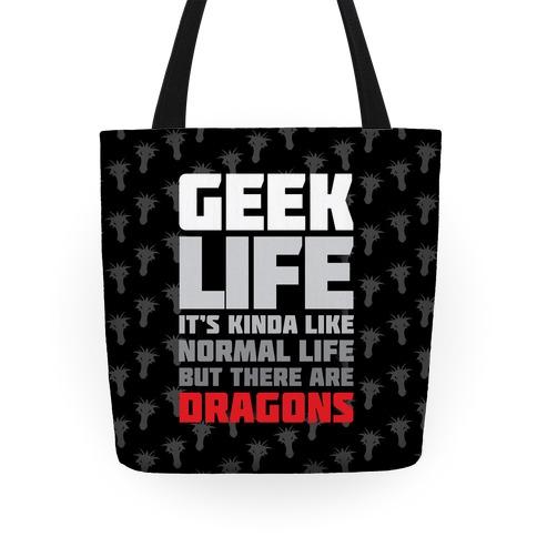 Geek Life Tote