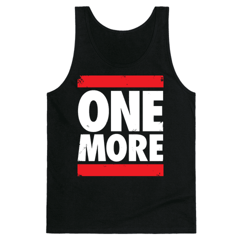 One More Tank Top