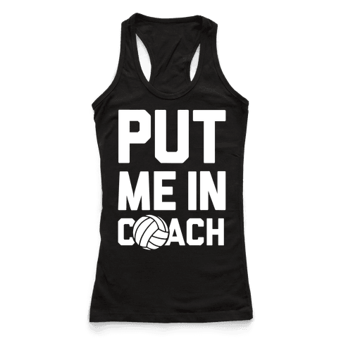 Put Me In Coach (Volleyball)