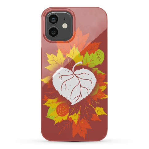 Fall Is For Lovers Phone Case