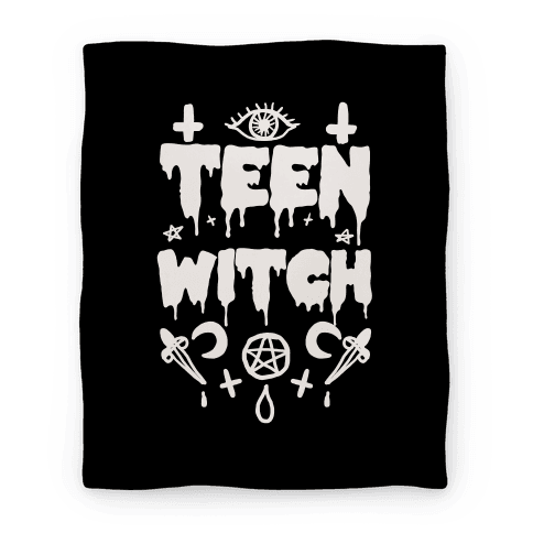 Teen Witch Blanket