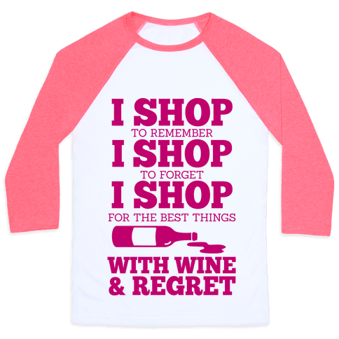 Shop With Wine