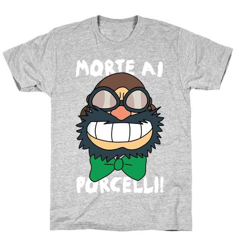 Mamma Aiuto Mens T-Shirt