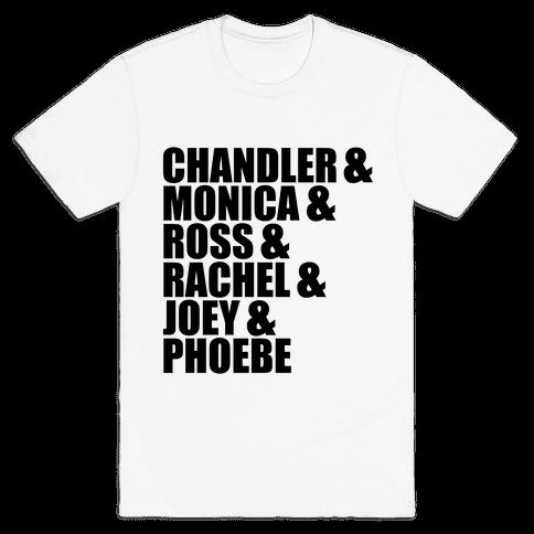 Friends Mens T-Shirt