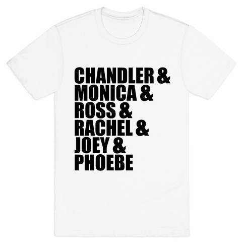 Friends Mens T-Shirt
