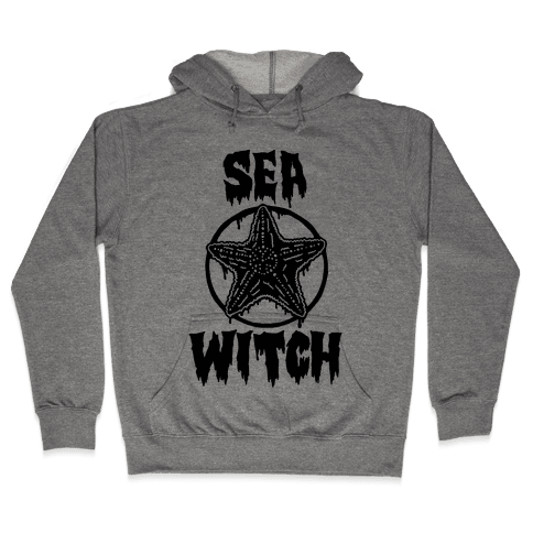 Sea Witch Hooded Sweatshirt