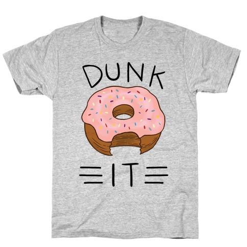 Dunk It (Donut) T-Shirt