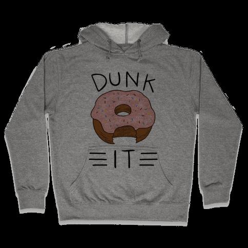 Dunk It (Donut) Hooded Sweatshirt