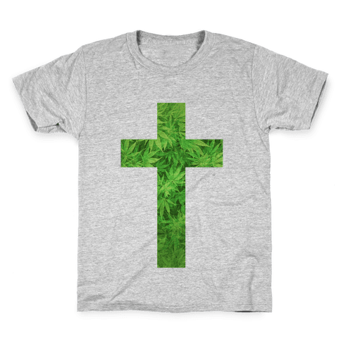 Praise the Green Kids T-Shirt