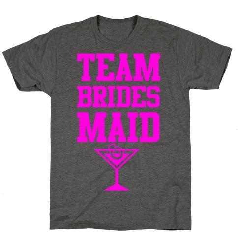 Team Bridesmaid T-Shirt