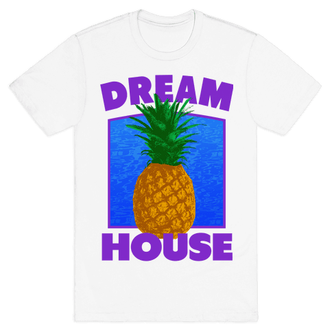 Dream House Mens T-Shirt