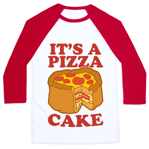It's A Pizza Cake