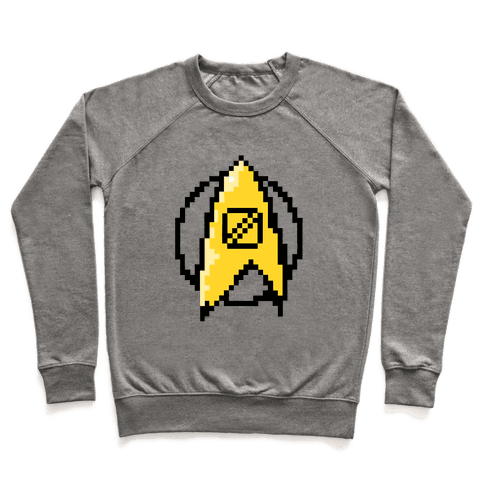Star Trek: 8 Bit-Science Pullover