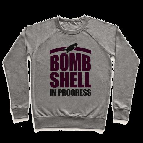 Bombshell In Progress Pullover