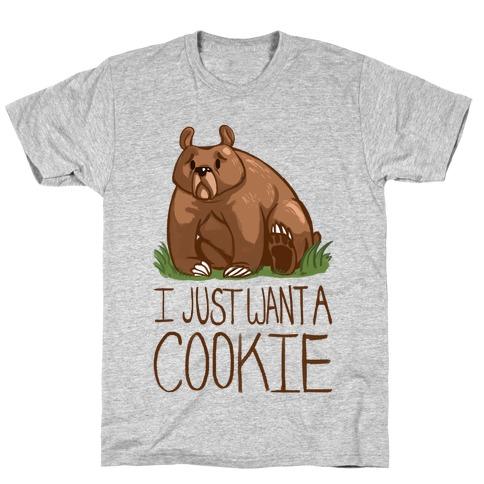 Cookie Bear T-Shirt