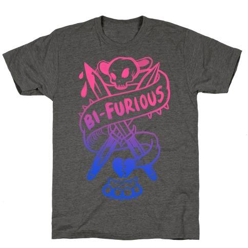 Bi-Furious T-Shirt